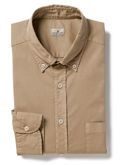 ソンリーサのシャツ