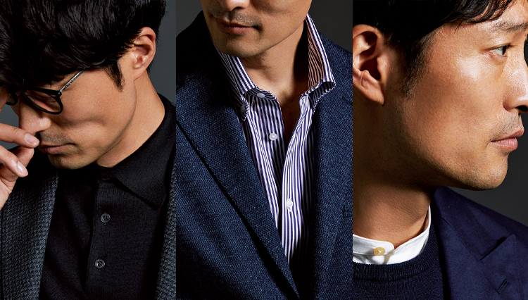 ネクタイしなくても間延びして見えない、便利な「シャツ」3選。この手があったか!