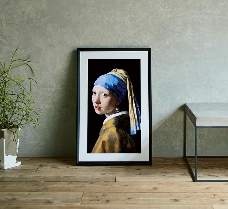 ミューラルのスマートアートキャンバス/キャンバスⅡ 27インチ