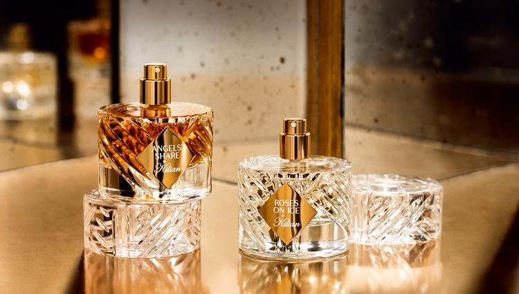 まるでロックグラスのような香水ボトル……その香りは?
