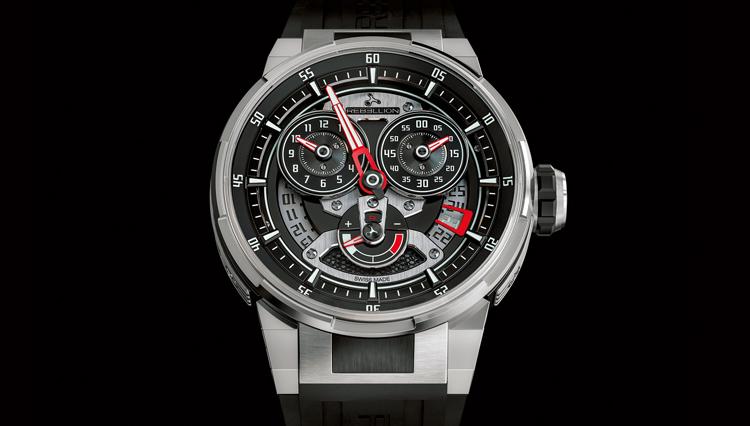 スイスのレーシングチームが作る腕時計「レベリオン」を知ってる?