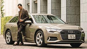 旬な装いを楽しめる、最新Audi A6という選択【3つのスタイルのコーディネート】