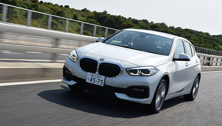 「BMW 118d」が愛車候補の3条件をほぼ完璧に満たしてる訳
