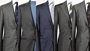 「売れ筋No.1スーツ」を人気セレクトショップ&百貨店で聞いてみた