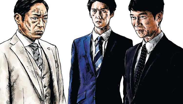 ドラマ『半沢直樹』に登場するスーツの着こなしを編集長がチェック!