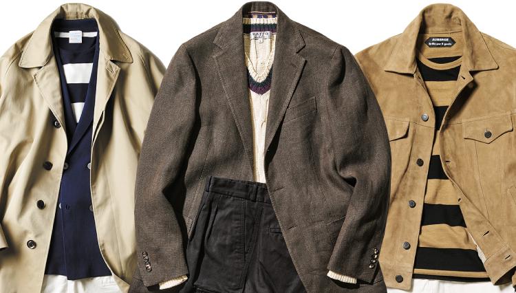 「フレンチテイスト」80年代に流行したトラッドスタイルを今こそ【トレンドおさらい】