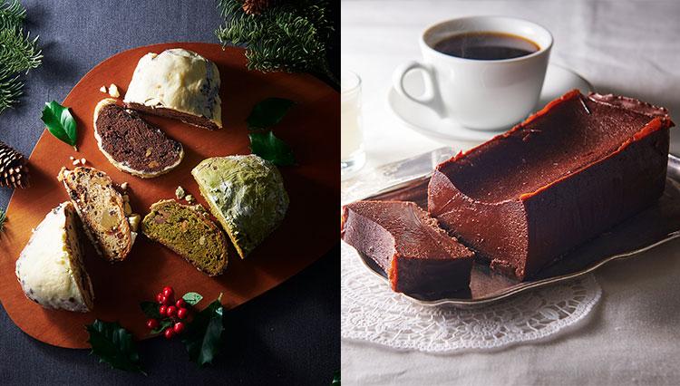 クリスマスを彩る期間限定スイーツが「オーバカナル」から登場