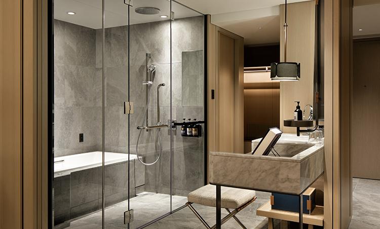 <p>チャプター2タイプの浴室</p>