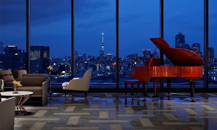 <p>毎夜19時から音楽ライブや伝統芸能など幅広いエンターテイメントが行われる</p>