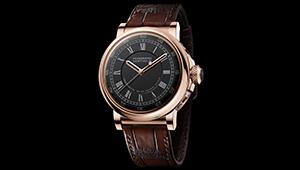 このシックな時計がまさしく「超弩級」である理由とは?【超弩級 複雑腕時計図鑑】
