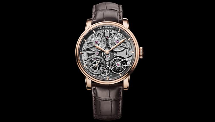 懐中時計の名作「クロノメーターNo.36」を腕時計で再現【超弩級 複雑腕時計図鑑】