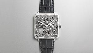ベル&ロスの角型スケルトン&トゥールビヨン搭載ウォッチ【超弩級 複雑腕時計図鑑】