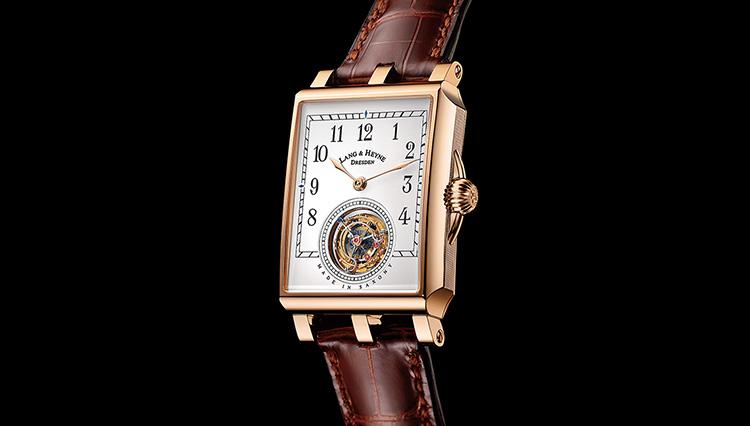 全パーツをハンドメイドしたトゥールビヨン搭載ドイツ時計【超弩級 複雑腕時計図鑑】