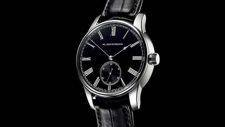 美しいブラックダイヤル時計に秘められた振り子機構とは?【超弩級 複雑腕時計図鑑】
