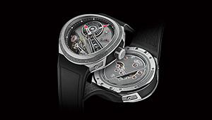 複雑時計の限界に挑むグルーベル・フォルセイの湾曲ウォッチ【超弩級 複雑腕時計図鑑】