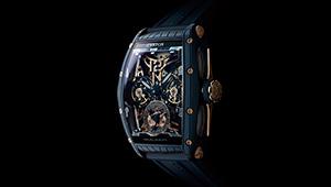 トゥールビヨンをW搭載するラグジュアリースポーツウォッチ【超弩級 複雑腕時計図鑑】
