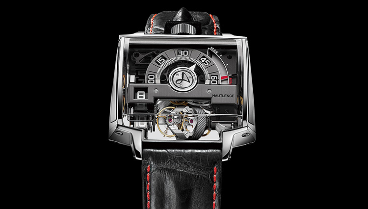 ムーブメント中枢部が回転!? 不思議な機械式時計を解説する【超弩級 複雑腕時計図鑑】