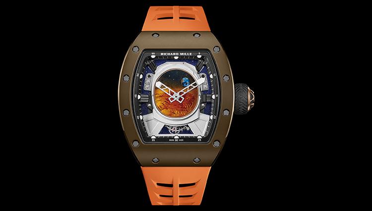 ファレル・ウィリアムスが見上げた夜空が、1億円超えの超弩級ウォッチになった!?