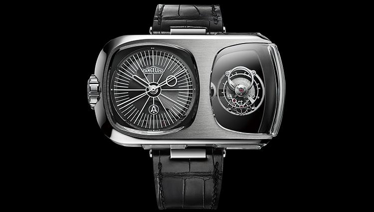 昔のテレビかラジオのようなこの時計、いったい何者?【超弩級 複雑腕時計図鑑】