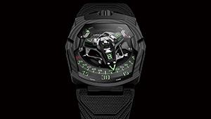 """オイル交換が必要な機械式腕時計!? ウルベルクの日本未展開""""超弩級ウォッチ""""を解説"""