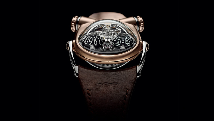 ブルドッグから着想した複雑腕時計。どこがどうなってるか詳しく解説します