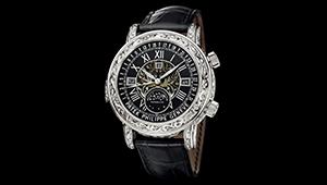 パテック フィリップが誇る芸術時計「スカイムーン・トゥールビヨン」とは?