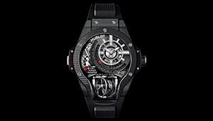 見るからに凄そうなウブロの時計、やっぱりスゴかった!【超弩級 複雑腕時計図鑑】