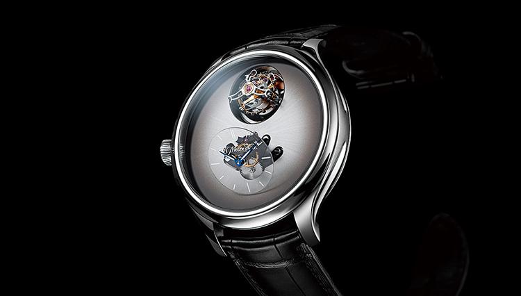 巨大なドームを持つH.モーザーの立体トゥールビヨンを解説【超弩級 複雑腕時計図鑑】