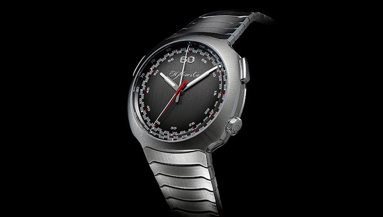 このH.モーザーのクロノグラフ、実はいろいろ凄いんです【超弩級 複雑腕時計図鑑】