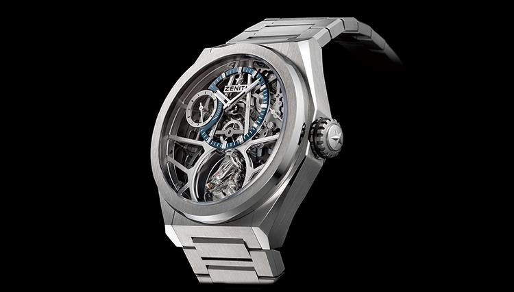 ハイビートの名手ゼニス の「デファイ ゼロG」を徹底解説【超弩級 複雑腕時計図鑑】