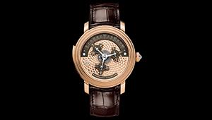「神の手をもつ」と称賛された時計師パルミジャーニ氏の美意識が宿る複雑機械式時計