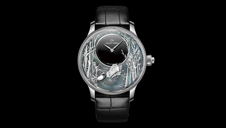 天使と蝶の羽が動き出す、オートマタの伝道師ジャケ・ドローの芸術時計