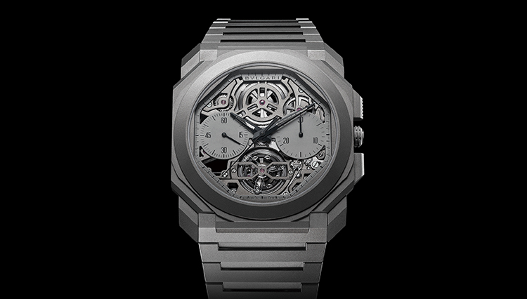 6度目の世界記録を達成したブルガリのコンプリケーション【超弩級 複雑腕時計図鑑】