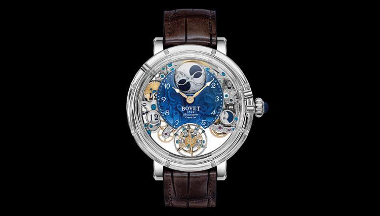 「両面フライングトゥールビヨン」+「3Dムーンフェイズ」の超弩級複雑腕時計を解説