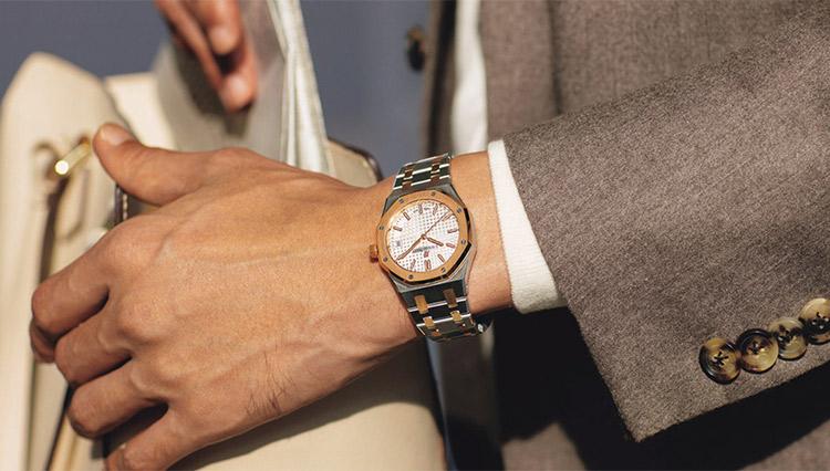 メンズも今や「小さな時計」がトレンド。極上の小径モデル、4ブランドをピックアップ!