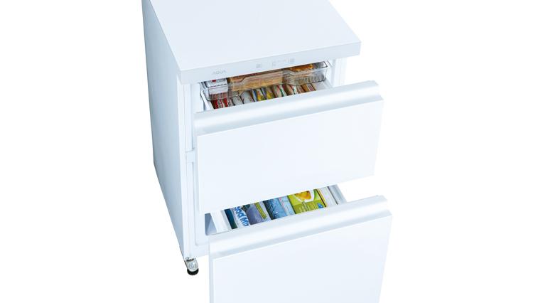 あると便利……冷凍・チルド・冷蔵ができるコンパクトフリーザー【ひと言ニュース】
