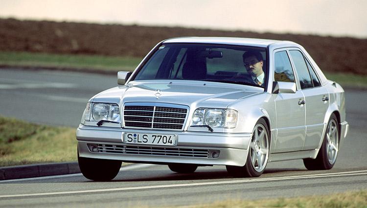 '80~90年代「往年のメルセデス」に今乗るなら、現実的にはどのモデルにすべき?