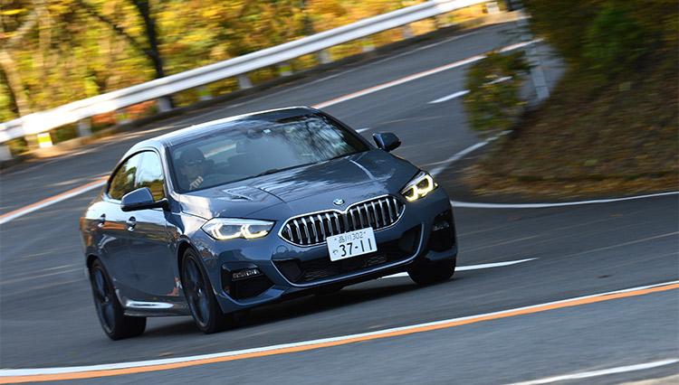 BMW初となる「コンパクト4ドアクーペ」は3シリーズ以上に使い勝手がいい!?