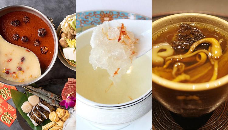 2021年の免疫力UPに期待! あの名店の「開運薬膳スープ」3選