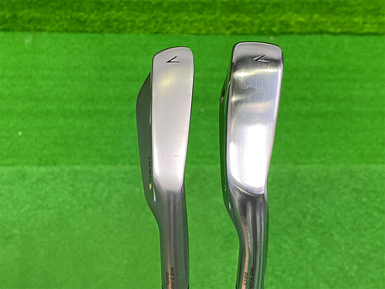 左が「TR20 B」、右が「TR21 X」