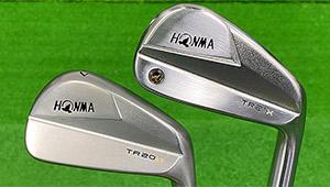 「日本のクラフトマンシップを感じる最新アイアン」本間ゴルフの本格フォージドと直進性の高い中空モデル