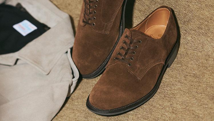 「休日をお洒落にする革靴」。セレクトショップ各店で一番売れているのは?