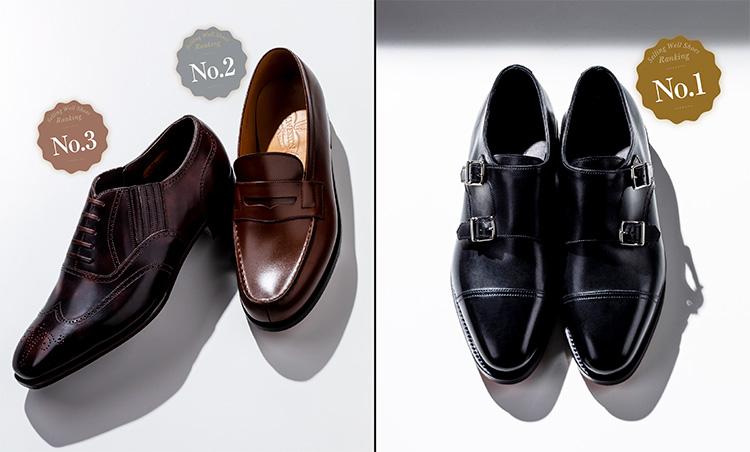 日本橋三越本店に聞いた!10万円オーバーの売れている靴 BEST 3_main