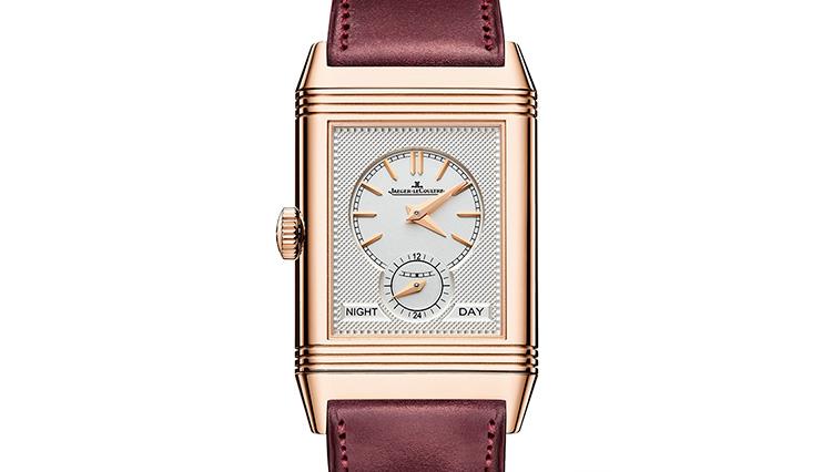 角型時計の傑作「レベルソ」90周年で迎えたジャガー・ルクルトの品格あふれる新境地