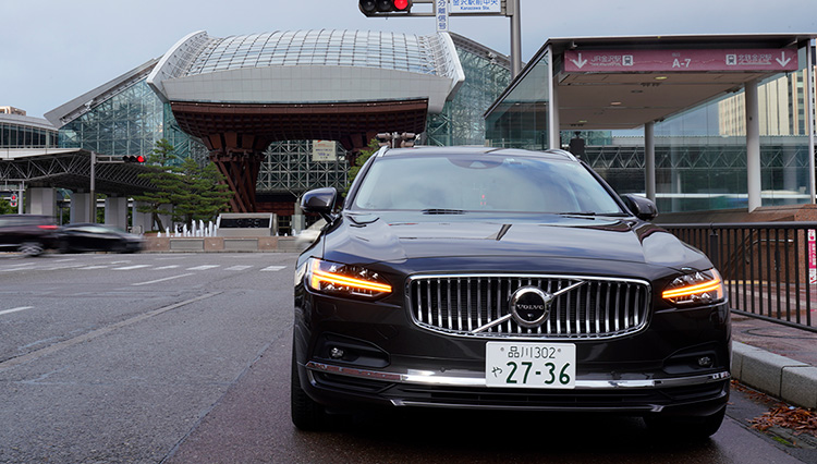 全モデルEV化が進むボルボ。金沢から500kmの長距離ドライブもストレスゼロ!?