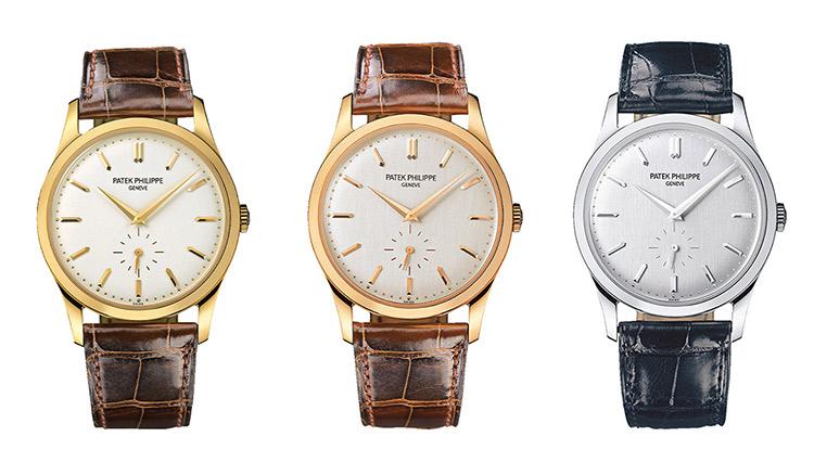 金時計のYG、RG、WG。それぞれ「格の違い」はあるのだろうか?