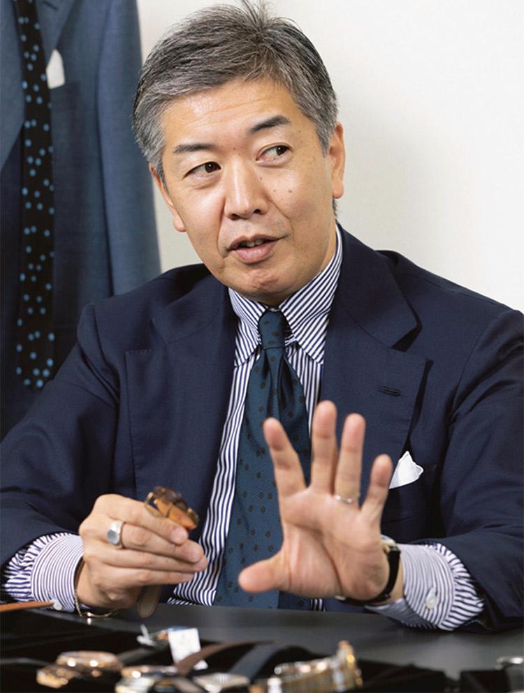ソブリン ブランドディレクター 太田裕康さん