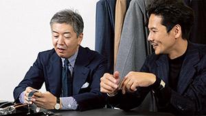 お洒落な大人たちが「スーツに合わせたい腕時計」を選んだら?【本格時計座談会】