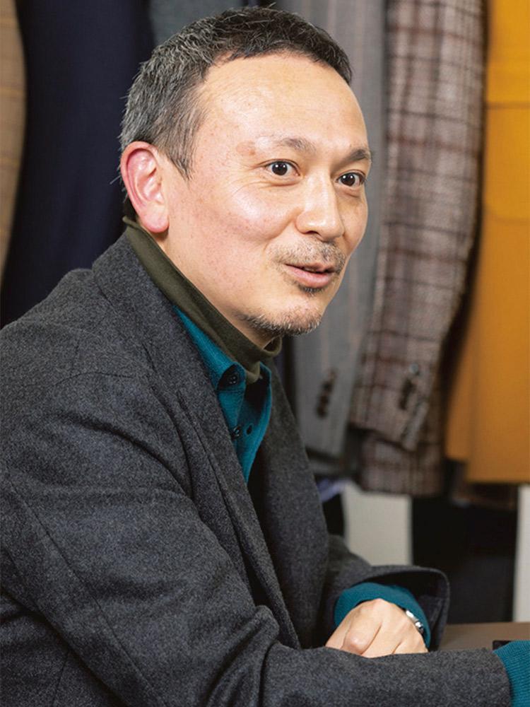 ストラスブルゴ 銀座店 セールスエキスパート 櫻井辰也さん