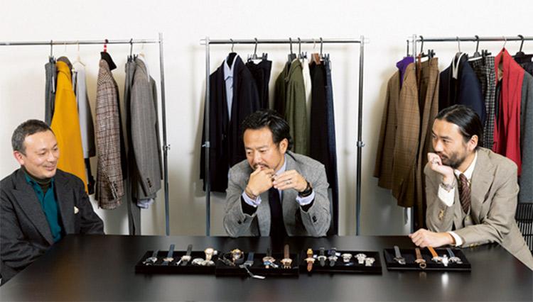 ファッション目線で選び抜いた「スーツに合わせたい時計」を発表!
